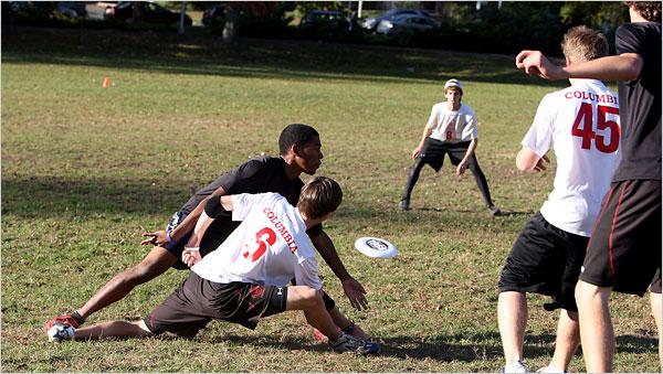LukeSports Ultimate Frisbee